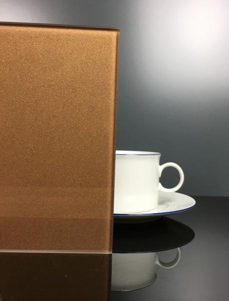 Küchenrückwand Metal Copper klar F
