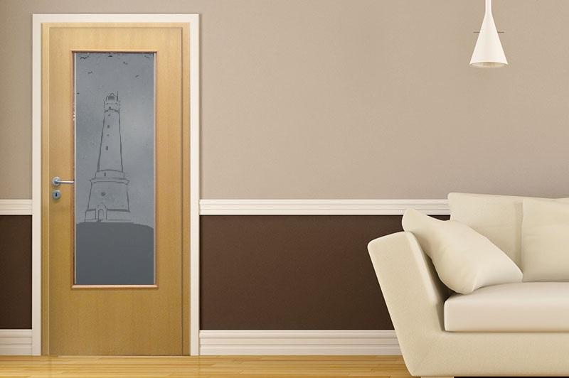 glaseinsatz als lichtausschnitt einscheibensicherheitsglas. Black Bedroom Furniture Sets. Home Design Ideas