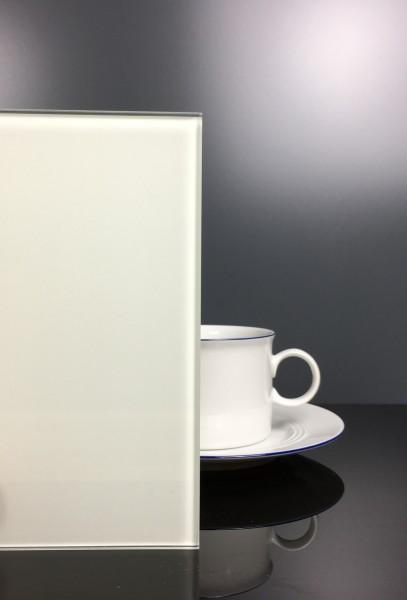 Küchenrückwand RAL 9010 Reinweiß matt E