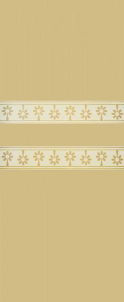"""Glaseinsatz Motiv """"Flowerband"""""""