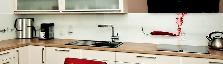 Küchenrückwände mit Deko Glasbild direkt auf Glas gedruckt | Max ...