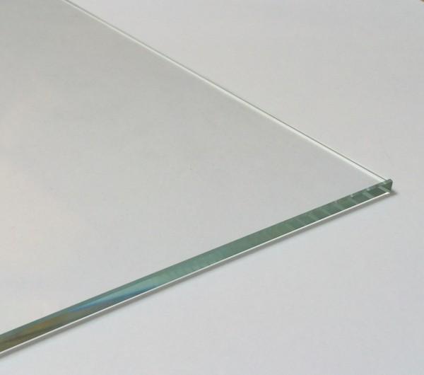 ESG Weißglas klar 8mm