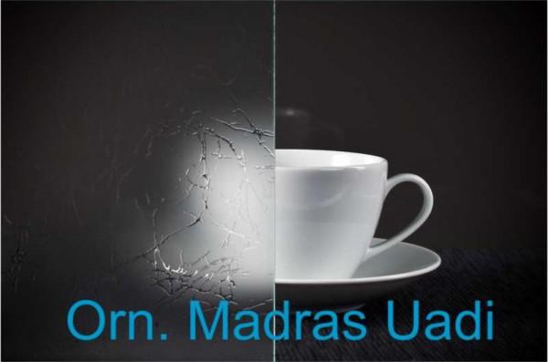 Glastür Madras Uadi